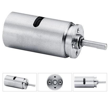 Faulhaber Stirnradgetriebe 16/8 900:1