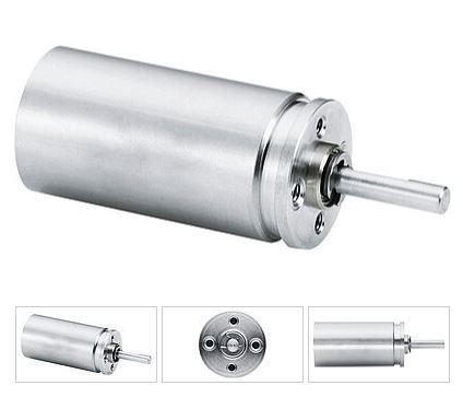Faulhaber Stirnradgetriebe 15/5S 76:1